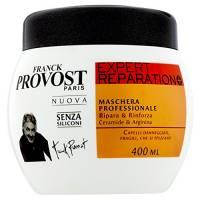 Franck Provost Expert Réparation+ Maschera per Capelli Danneggiati Fragili - 400 ml