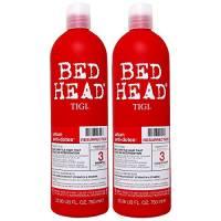 Tigi Resurrection Shampoo + balsamo 750 ml