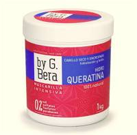 by G. Bera - Maschera professionalecon idrocheratina, 100% origine naturale