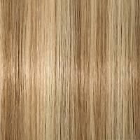 Extension Capelli Veri Clip Volumizzante - 25cm 110g - 8 Fasce Folte Double Weft Full Head 100% Remy Human Hair Lisci, 18/#613 Beige Sabbia Biondo/Biondo Chiarissimo