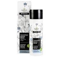 BIO Shampoo con Aloe Vera e Olio di Riso, Senza Siliconi Per il Frequente Lavaggio dei Capelli Sfibrati e Secchi Natyr - Cosmesi Naturale Fairtrade dall'Italia 200ml