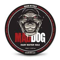 Cere e gel per capelli Mad Dog. 100% Made in Italy (Cera Tenuta Estrema)