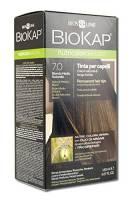Bios Line 66440 Biokap Nutricolor Delicato 7.0, Biondo Medio Naturale