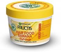 Garnier Fructis Hair Food Banana Maschera, 390ml