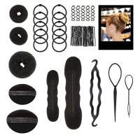 Accessori per capelli set per acconciature capelli accessori capelli donna bambina hair styling tool