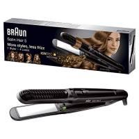 Braun ST570 Satin Hair 5 Piastra con Technologia Iontec, Nero