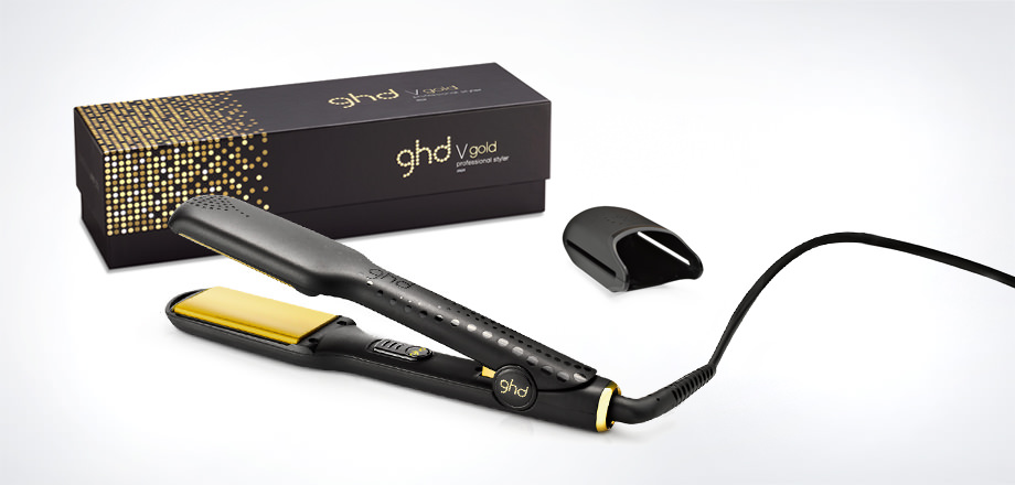 Gold Plate GHD Styler Max 1 PC
